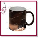 11oz Sublimation Custom Black Color Changing Mug