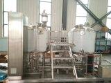 5bbl de 500 litros de cerveza cervecería con vapor de fuego directo calefacción eléctrica