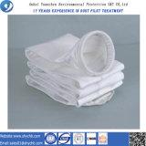 Sacchetto filtro non tessuto del collettore di polveri di PTFE per la pianta di forza idroelettrica