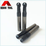 China HRC50 Carbide Ball End Mills Cutter