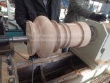 الصين [كنك] مخرطة آلة نجارة [كنك] مخرطة