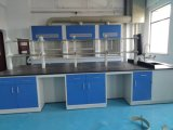 El acero Anti-Scratch 2000mm Vitrinas de gases de laboratorio -Psen-Qg-2000