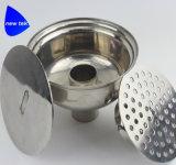 Drain de plancher rondes en acier inoxydable Pharmacutrical Factory