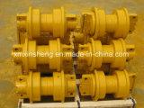 a estrutura da escavadora da máquina escavadora 24100n6505f1 parte rolo inferior da trilha o mais baixo