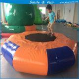 商業用等級の水公園のための膨脹可能な跳躍のウォーター・スポーツのトランポリン