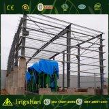 Edificio modificado para requisitos particulares de la vertiente del almacén de la granja de la estructura de acero del bajo costo