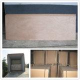 720/820/920*2050*2.7mm Okoume la chapa de madera contrachapada de piel de la puerta/ Okume contrachapado para la puerta de RAS