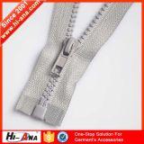 Saída anual 10 milhão Zipper do plástico da alta qualidade dos artigos