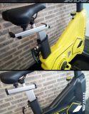 Bicicleta de spinning comercial com a Correia da Transmissão, Ginásio Fitness Club Equipamento