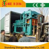 Тавро Shengya верхнее! Автоматический гидровлический конкретный полый блок делая машину/конкретную машину делать кирпича Paver