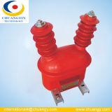 Напряжение трансформатора 12кв однофазного блока распределения питания для установки вне помещений типа эпоксидного трансформатор питания