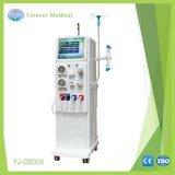 Máquina inteligente de la hemodialisis del sistema de la operación Yj-D2000