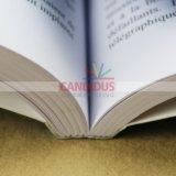 Libro nuevo de la parte posterior del papel de imprenta de la impresión del libro