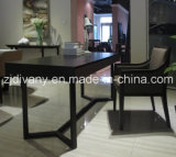 ヨーロッパ式の木製の家具のホーム木の机(SD-28)