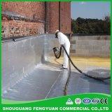 Elestomer Polyurea la pulvérisation pour des matériaux de protection