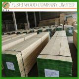 Het Gelamineerde Timmerhout van de Steiger van de Pijnboom van Nieuw Zeeland Radiata Plank