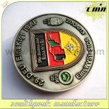 Europa Style Metal Renegados Moeda com logotipo estampado