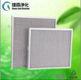 Acoplamiento de aluminio lavable del filtro del tablón del metal del marco
