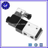 Serien der Qualitäts-4V 3V Steuerung- des Datenflussesmechanische pneumatische Magnetventile