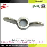 Geläufige am meisten benutzte Aluminiumlegierung CNC-lederne Schrauben und Muttern