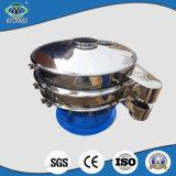 Tamis vibrant de tapioca de poudre fine circulaire rotatoire efficace d'amidon
