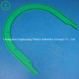 Зеленый ведущий брус Tivar формы u