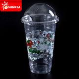 400 ml Plastic Smoothie Cups mit Lids 16oz