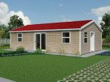 조립식 가벼운 강철 구조물 현대 작풍 집 (KXD-SSW80)