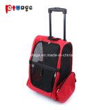 Prodotto portatile dell'animale domestico del sacchetto di elemento portante del cane dei bagagli del carrello dell'animale domestico