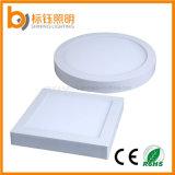 12W LED Lampen-Deckenleuchte-runde Beleuchtung-Oberfläche eingehangenes Panel