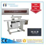 Machine à lame ultrasonique pour la production de l'étiquette tissée et de la marque, Ce approuvé