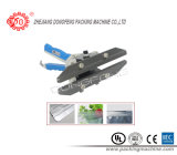 Tipo de alta velocidad máquina del lacre de la bolsa de plástico (FKR-200) de la mano