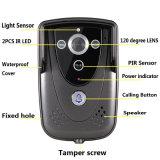 Da segurança video do anel das câmeras do APP do telefone do Doorbell de WiFi porta da rua elétrica esperta Bell da G/M