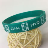 Atacado Custom Bulk Cheap Silicone Wristbands