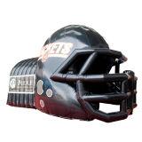 Подгонянный раздувной тоннель Chad365 шлема футбола