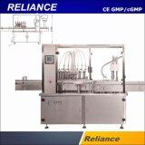 Máquina de enchimento e tampando automática do petróleo essencial/perfume