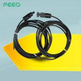Type populaire câble unipolaire électronique solaire de C.C 1.5mm