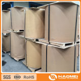 Bobina de Aluminio de Lamina del Material para Techos con Precio Agradable
