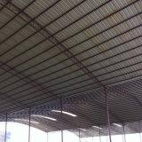 Strato ondulato d'acciaio del tetto galvanizzato piatto dei materiali da costruzione della vernice di colore