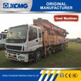 초침 XCMG 48.5m 트럭에 의하여 거치되는 구체 펌프 (HB48AIII)