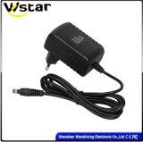 12W de Adapter van AC/DC met Microfoon/Monitor (wzx-365)