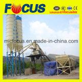 planta 50m3/H de tratamento por lotes concreta estacionária com funil da faixa clara