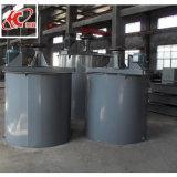 Économies d'énergie à haute vitesse réservoir mélangeur de boues de minerai d'or