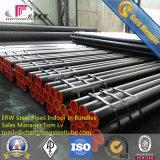 API 5L/ASTM A53/FR10219 S275JR SER/HFW Tuyau en acier au carbone