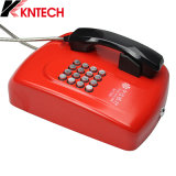 Système de contrôle d'accès Auto Dial Emergency Bank Téléphone Knzd-04