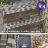 Mattonelle dell'ardesia/pietra della coltura/pietra naturale della sporgenza/punto afferrante delle mattonelle per la selezione del materiale da costruzione