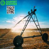 Amercianのスプリンクラーが付いている農業の自動農場の中心のピボット用水系統の中国の新型