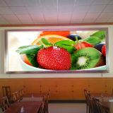 pixel di 2.5mm e schermo della tenda della video visualizzazione LED