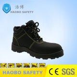 鋼鉄つま先の反粉砕鉱山作業安全靴S3