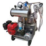 Doubeエンジンを搭載する真空ポンプのTyppe Doubeのバケツの搾り出す機械